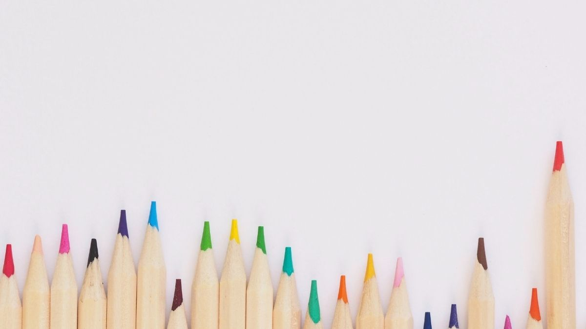 Criatividade, lápis, ideia