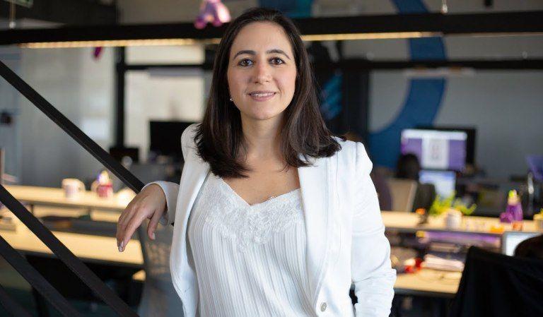 Cristina Junqueira, cofundadora do Nubank (Divulgação blog Nubank)