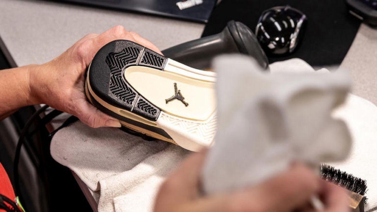 Nike cria programa de revenda de tênis usados