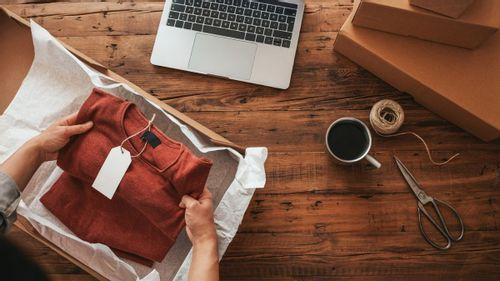 e-commerce, loja virtual, embalagem